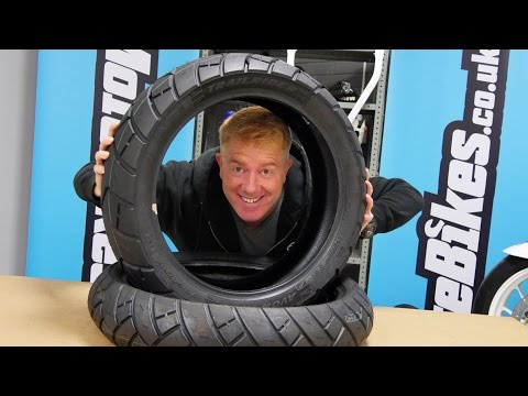 Tyre Review: Avon Trailrider