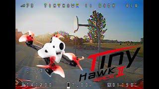 Basketball Net Freestyle- FPV Freestyle [Tinyhawk 2 Race]