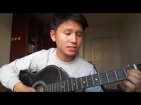 Макс Корж - Пролетарка разбор на гитаре,  аккорды,  как играть