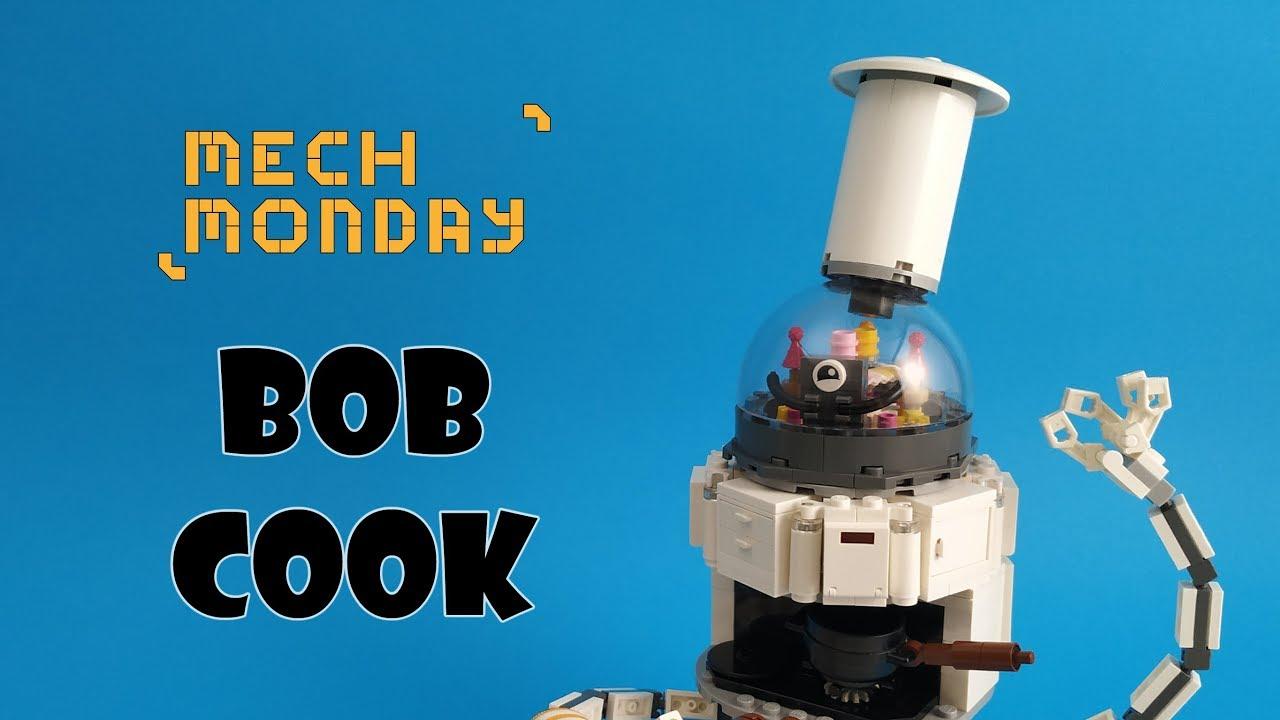 LEGO Bob Cook - Mech Monday #7 - Custom LEGO Model