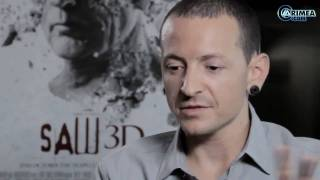 Chester Charles Bennington, Interview with Chester Bennington from ARTISTdirect (Русские субтитры)
