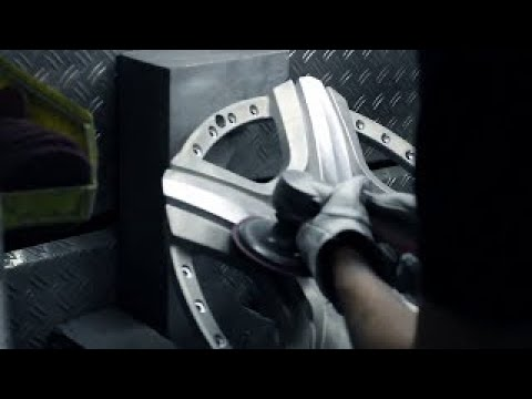 How Its Made - BBS Wheels