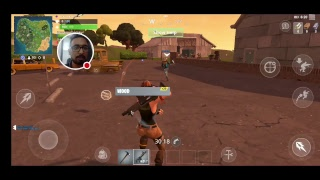 Tech2's Fortnite for Android stream