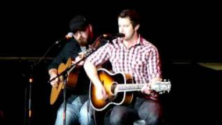 That'll Make You Wanna Drink - Easton Corbin live at the 2010 Kicks 99 Guitar Pull