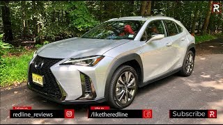 The 2019 Lexus UX 250h F-Sport Wants You to Forget About the Old CT 200h