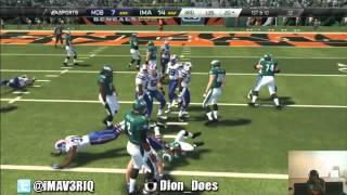 Madden 25 Ultimate Team: FEELING THE NERVES | Madden 25 Gameplay | iMAV3RIQ