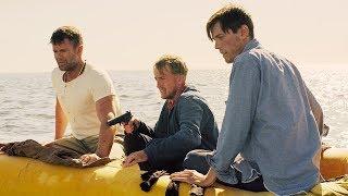 【穷电影】3人被困大海,因为饥饿杀了一只鱼充饥,却不想引来可怕的存在