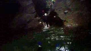 preview picture of video 'Canyoning in Dominica'