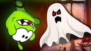 Om Nom Stories: GHOST ATTACK | Video Blog | Cartoon For Kids | अॉम नॉम हिंदी