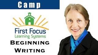 Beginning Writing Camp