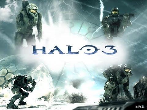 Halo 3 Pelicula Completa Español - Todas Las Cinematicas - 1080p - GameMovie