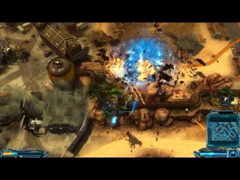 X-Morph: Defense - Extended gameplay footage from Mexico thumbnail