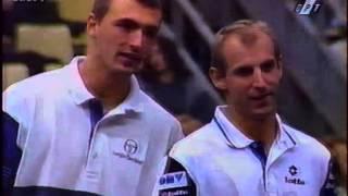 Новости спорта на ОРТ 24 ноября 1995 года