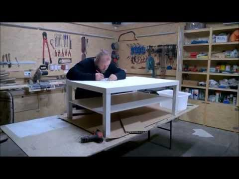 IKEA Tisch tuning