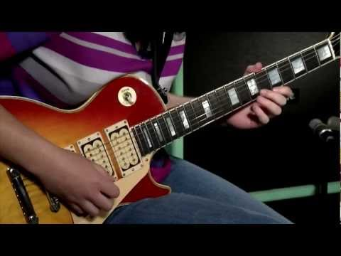 """""""Shock Me"""" Guitar Lesson #2 -  with Chelsea Constable"""