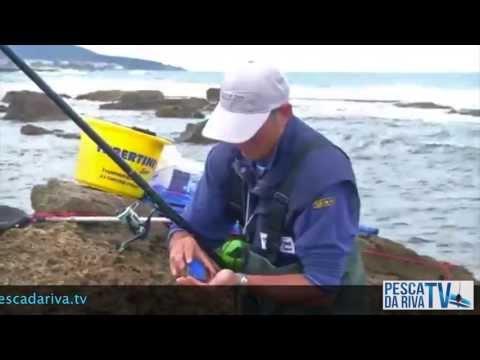 Frequenza di canale TV su pesca
