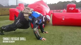 Anthrax Academy - Episode 4 - Snake fatigue drill