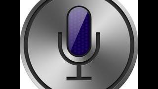 Смотреть онлайн Шутки с Siri - голосовой системой IPhone