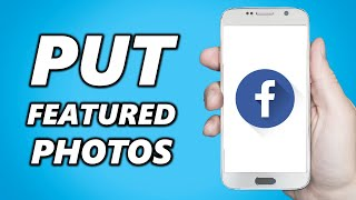 How to Put Featured Photos on Facebook! (Easy)