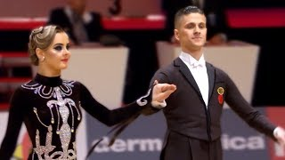 Alexey Glukhov - Anastasia Glazunova RUS | Tango