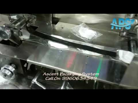 Mask Packing Machine (Automatic Horizontal Form Fill Seal Machine)