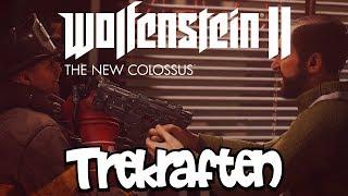 VIDEO: Wolfenstein II: The New Colossus - Nytt Gameplay