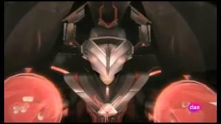 Sendokai champions ojos en la espalda (lon)