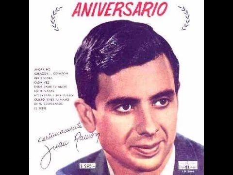 Juan Ramon - L P - Aniversario con Horacio Malvicino - Disc Jockey