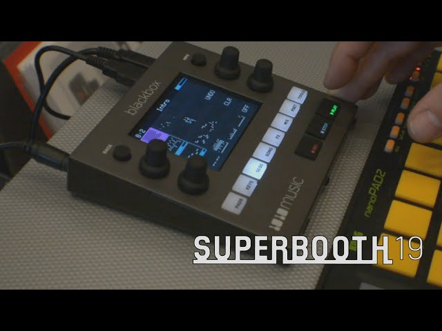1010Music  - Blackbox (Superbooth19)