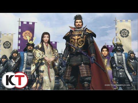 Nobunaga's Ambition: Taishi Announcement Trailer! thumbnail