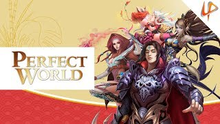 Perfect World 8000 Gold - Level Up