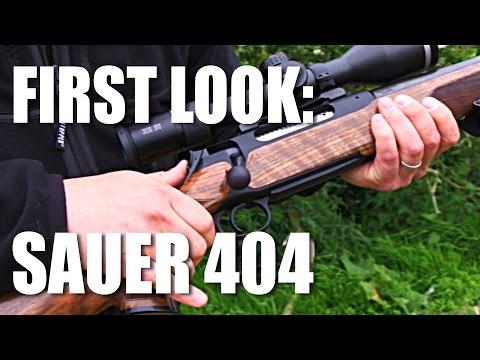 First Look: Sauer 404