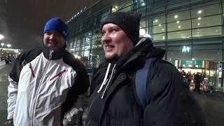 Митяй, Вова и Палыч прилетели в Москву. Заблудился в гостинице