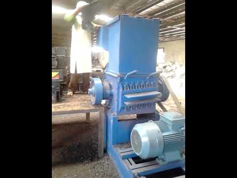 PET Bottle Crusher Machine