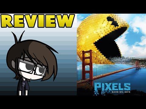 REVIEW - Pixels