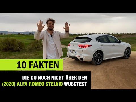 10 Fakten, die DU noch NICHT über den (2020) Alfa Romeo Stelvio 🇮🇹 wusstest❗️