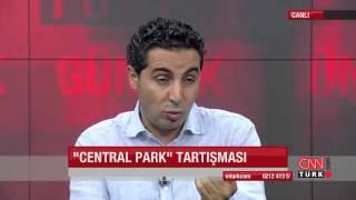 """""""Stad, bir park konsepti içinde olsun"""""""