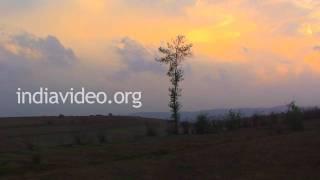 Sunset at Shillong, Meghalaya