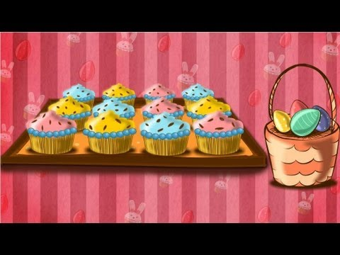 Yummy Recipes For Kids – Easter Bunny Cupcakes