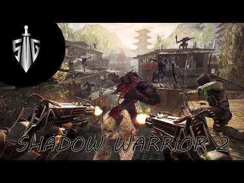 60 FPS  I  Shadow Warrior 2  #4