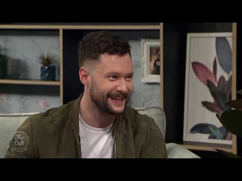 Calum Scott tells us about the audition which made Simon Cowell cry and his upcoming album!