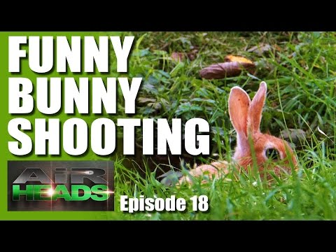 AirHeads – Funny Bunny Shooting