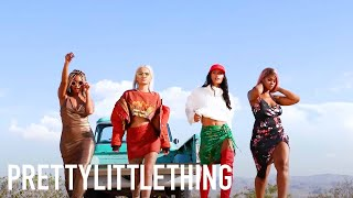 PrettyLittleThing #ProudToBePLT Advert