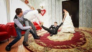 Оригинальные фотографии свадебных фотосессий
