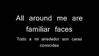 Mad World   Gary Jules. Traducida Al Español
