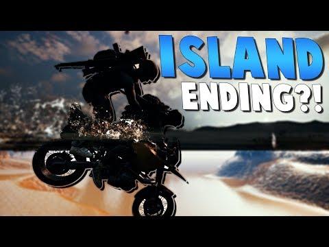 ISLAND ENDING MIRAMAR! PlayerUnknown's Battlegrounds (PUBG)