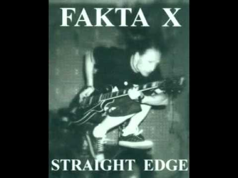 Fakta X - FAKTA X - Vegan Straight Edge