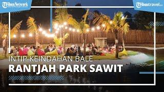 Pantai Pasir Putih ala Pulau Bali Kini Ada di Boyolali, Intip Keindahan Bale Rantjah Park Sawit