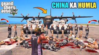 GTA 5 : CHINA NE KIYA HUML LOS SANTOS ME || BB GAMING