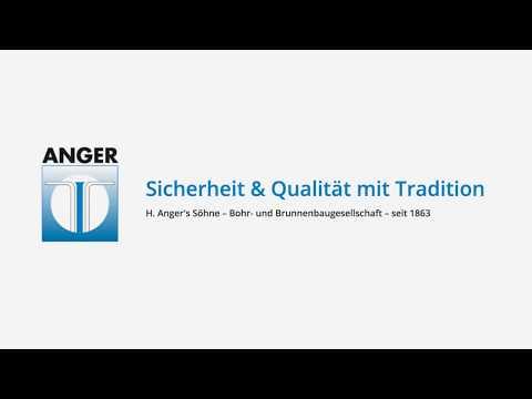H. Anger's Söhne - Bohr- und Brunnenbaugesellschaft
